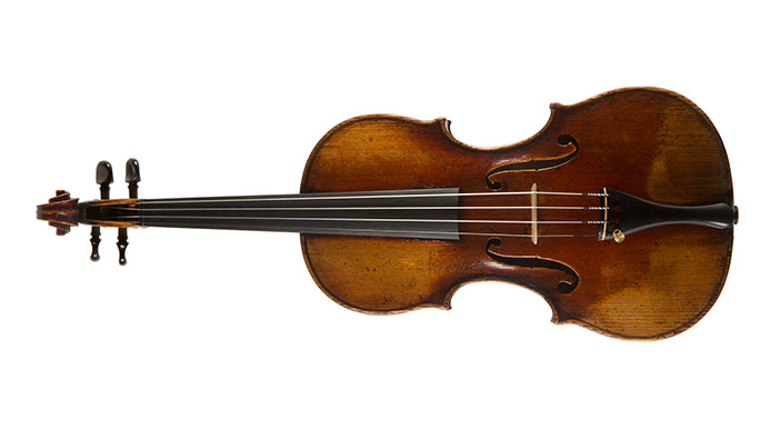 The Eckhardt-Gramatté Joachim Chanot I violin c. 1830-1850
