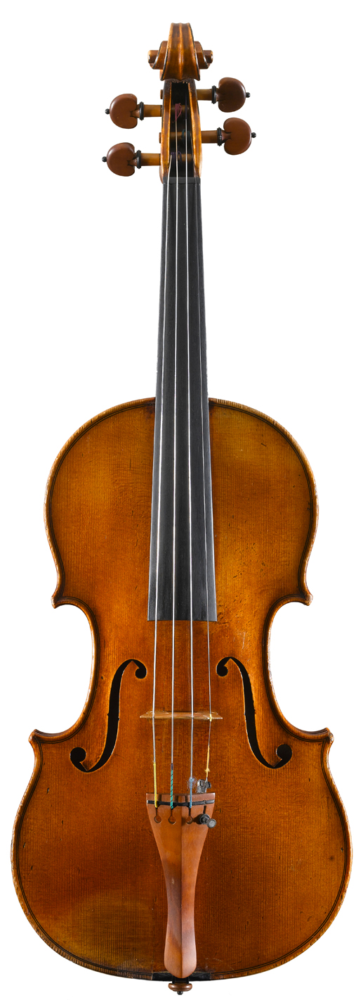 Image of a violin, the 1871 Jean-Baptiste Vuillaume violin
